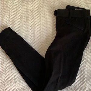 Gap curvy skinny ankle pant